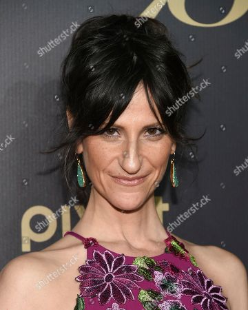 Stock Photo of Lillian LaSalle attends the 75th Annual Peabody Awards Ceremony at Cipriani Wall Street, in New York
