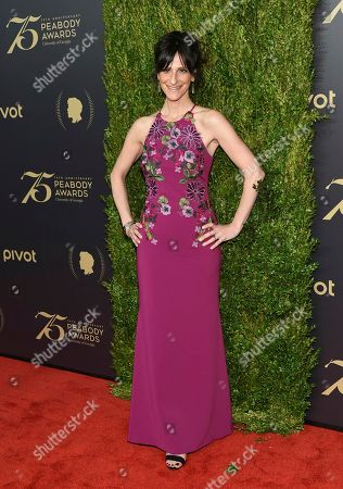 Stock Picture of Lillian LaSalle attends the 75th Annual Peabody Awards Ceremony at Cipriani Wall Street, in New York