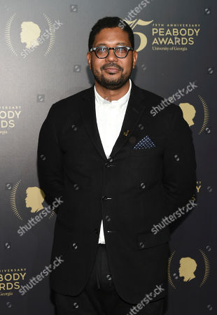Jayson Jackson attends the 75th Annual Peabody Awards Ceremony at Cipriani Wall Street, in New York