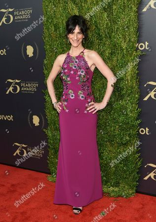 Lillian LaSalle attends the 75th Annual Peabody Awards Ceremony at Cipriani Wall Street, in New York