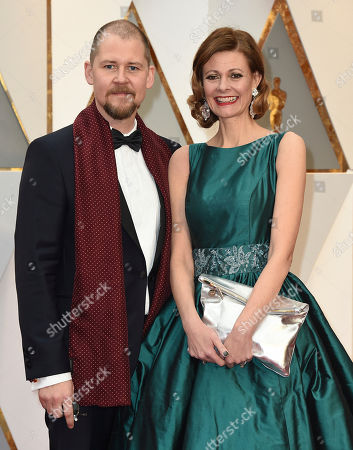 Editorial photo of 89th Academy Awards - Arrivals, Los Angeles, USA - 26 Feb 2017