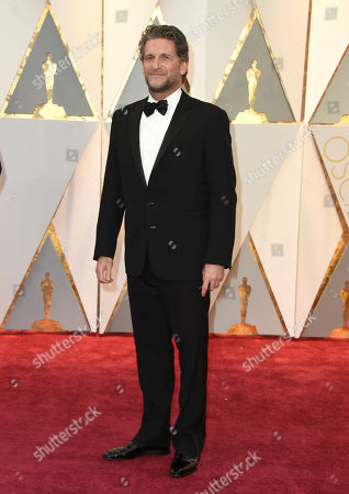 Gary Gilbert arrives at the Oscars, at the Dolby Theatre in Los Angeles