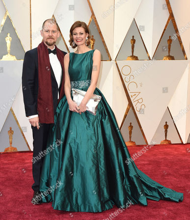 Editorial picture of 89th Academy Awards - Arrivals, Los Angeles, USA - 26 Feb 2017