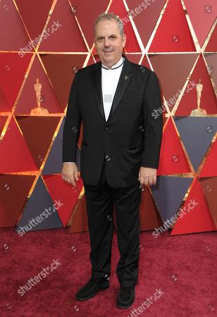 Bill Mechanic arrives at the Oscars, at the Dolby Theatre in Los Angeles