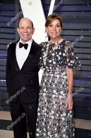 Editorial image of 89th Academy Awards - Vanity Fair Oscar Party, Beverly Hills, USA - 26 Feb 2017