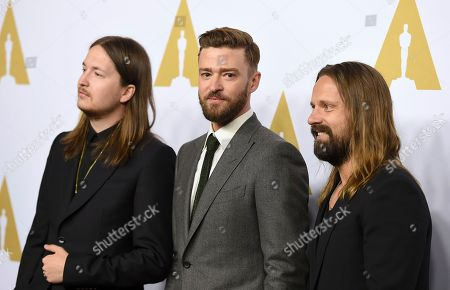 Editorial photo of 89th Academy Awards Nominees Luncheon - Arrivals, Beverly Hills, USA - 6 Feb 2017