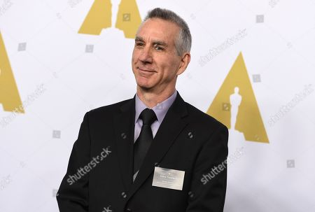 Stock Picture of Gary Summers arrives at the 89th Academy Awards Nominees Luncheon at The Beverly Hilton Hotel, in Beverly Hills, Calif