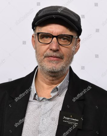 Juanjo Gimenez arrives at the 89th Academy Awards Nominees Luncheon at The Beverly Hilton Hotel, in Beverly Hills, Calif