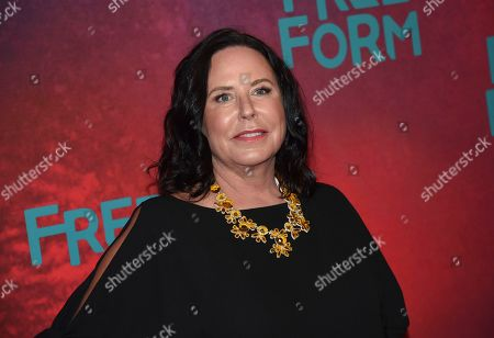 Producer I. Marlene King attends the ABC Freeform 2017 Upfront at the Hudson Mercantile, in New York
