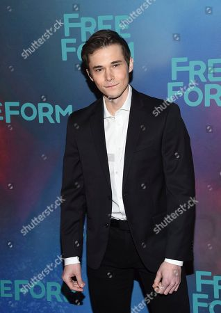 Jonathan Whitesell attends the ABC Freeform 2017 Upfront at the Hudson Mercantile, in New York