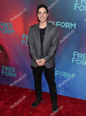 Benji Aflalo attends the ABC Freeform 2017 Upfront at the Hudson Mercantile, in New York