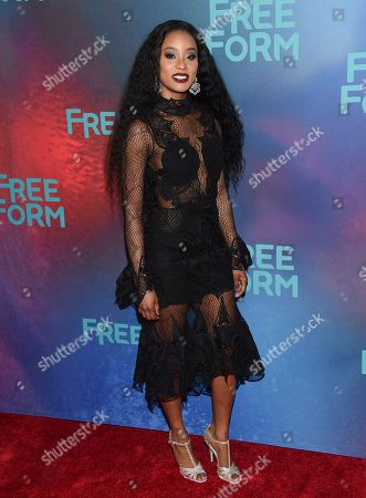 Editorial picture of ABC Freeform 2017 Upfront, New York, USA - 19 Apr 2017