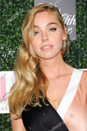 """Elizabeth Turner attends """"An Unforgettable Evening"""" at the Beverly Wilshire Hotel, in Beverly Hills, Calif"""