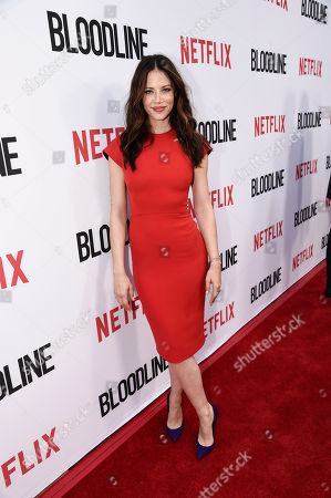 """Stock Picture of Actress Hani Avital seen at the Netflix special screening and FYC conversation for """"Bloodline"""" season 3 at the ArcLight Culver City on in Culver City, Calif"""