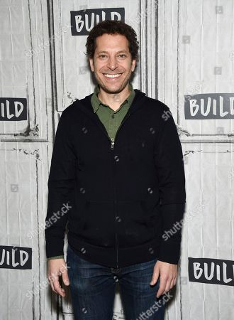 """Director Richie Keen participates in the BUILD Speaker Series to discuss the film """"Fist Fight"""" at AOL Studios, in New York"""
