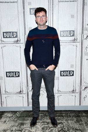 "Director Craig Johnson participates in the BUILD Speaker Series to discuss the film ""Wilson"" at AOL Studios, in New York"