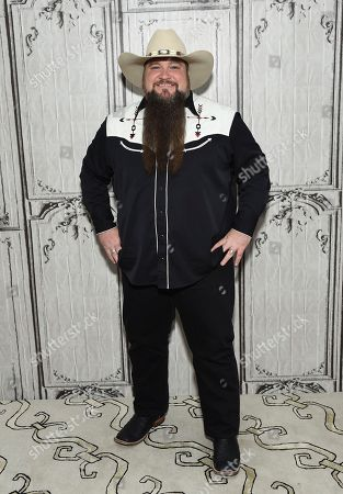 "Singer Sundance Head participates in the BUILD Speaker Series to discuss winning Season 11 of ""The Voice"", at AOL Studios, in New York"