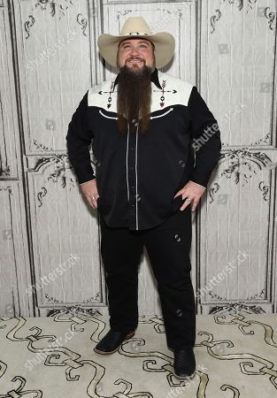 """Singer Sundance Head participates in the BUILD Speaker Series to discuss winning Season 11 of """"The Voice"""", at AOL Studios, in New York"""