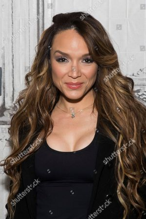 """Mayte Garcia participates in the BUILD Speaker Series at AOL Studios to discuss her book """"The Most Beautiful: My Life with Prince"""", in New York"""