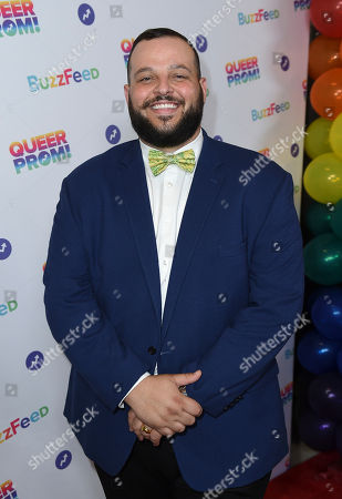 Daniel Franzese attends BuzzFeed's Inaugural Queer Prom at Siren Studios on in Los Angeles. The event honored every student's right to experience prom. BuzzFeed selected six high school students from across the country to join the festivities. Other guests included local LA area LGBT high school seniors, celebrities, performers, and advocates who will all be featured in a special BuzzFeed video series