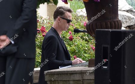 Editorial photo of Chris Cornell Funeral, Los Angeles, USA - 26 May 2017