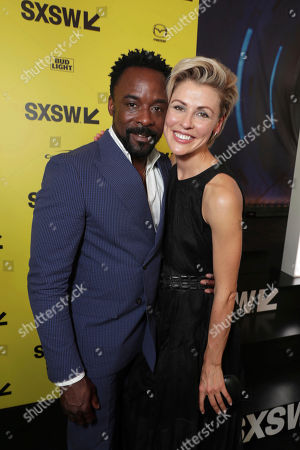 """Editorial image of Columbia Pictures World Premiere of """"Life"""" the movie at SXSW 2017, Austin, USA - 18 Mar 2017"""