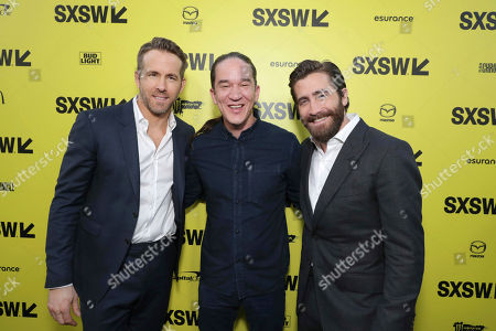 """Editorial photo of Columbia Pictures World Premiere of """"Life"""" the movie at SXSW 2017, Austin, USA - 18 Mar 2017"""