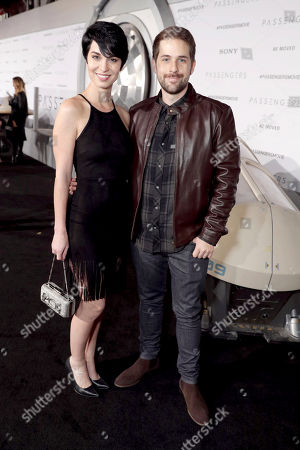 """Editorial photo of Columbia Pictures World Premiere of """"Passengers"""", Los Angeles, USA - 14 Dec 2016"""