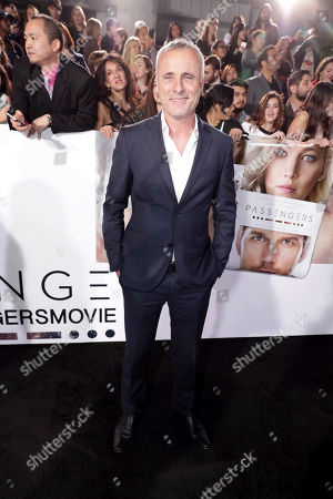 """Editorial image of Columbia Pictures World Premiere of """"Passengers"""", Los Angeles, USA - 14 Dec 2016"""