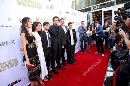 """Editorial photo of CORRECTION LA Premiere of """"Escobar: Paradise Lost"""", Los Angeles, USA - 22 Jun 2015"""