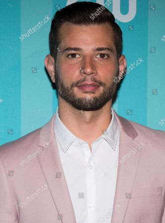 Stock Picture of Rafael de La Fuente attends the CW Network 2017 Upfront presentation at The London Hotel, in New York