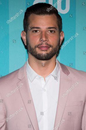 Stock Image of Rafael de La Fuente attends the CW Network 2017 Upfront presentation at The London Hotel, in New York