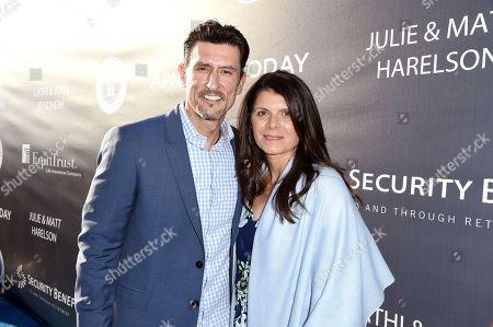 Editorial picture of Dodgers Foundation Blue Diamond Gala 2017, Los Angeles, USA - 8 Jun 2017