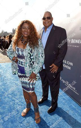 Editorial image of Dodgers Foundation Blue Diamond Gala 2017, Los Angeles, USA - 8 Jun 2017