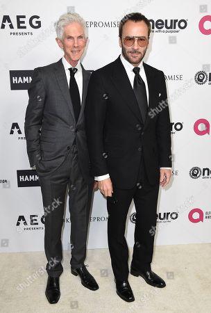Editorial image of Elton John's 70th Birthday Celebration, Los Angeles, USA - 25 Mar 2017