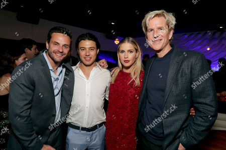 """Editorial image of Entertainment Studios Motion Pictures """"47 Meters Down"""" Premiere, Los Angeles, USA - 12 Jun 2017"""