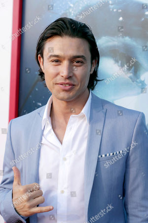 """Editorial picture of Entertainment Studios Motion Pictures """"47 Meters Down"""" Premiere, Los Angeles, USA - 12 Jun 2017"""