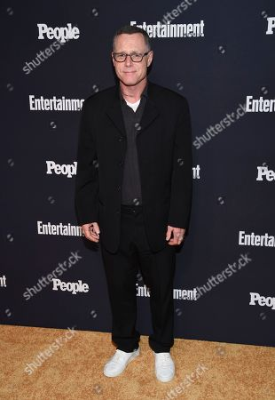 Actor Jason Beghe attends the Entertainment Weekly and People Magazine New York Upfronts celebration at Second Floor, in New York