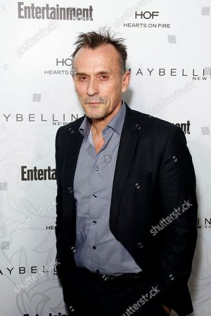 Robert Knepper arrives at the Entertainment Weekly Honors Nominees for the 28th Annual SAG Awards Celebration at the Chateau Marmont, in West Hollywood, Calif