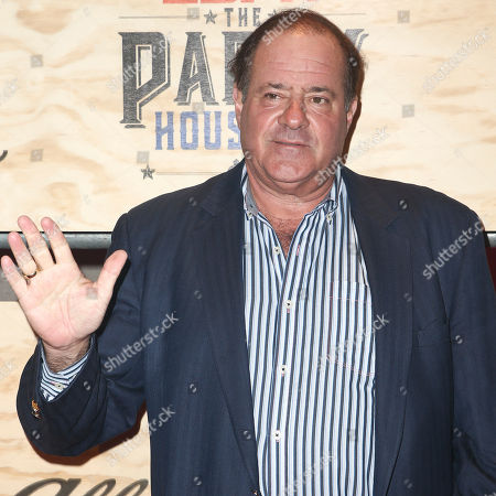 Chris Berman attends ESPN: The Party 2017 held, in Houston, Texas