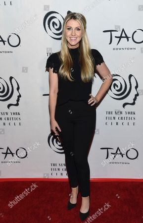 Writer/director Kelly Fremon Craig attends the New York Film Critics Circle Awards at TAO Downtown, in New York