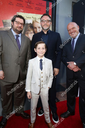 "Editorial image of Focus Features ""The Book of Henry"" Premiere at 2017 Los Angeles Film Festival, Culver City, USA - 14 Jun 2017"