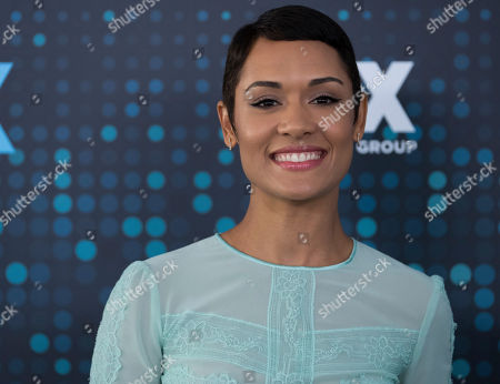 Editorial picture of FOX Network Group 2017 Upfront Red Carpet, New York, USA - 15 May 2017