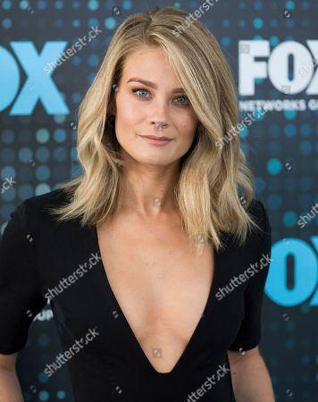 Kim Matula attends the FOX Network Group 2017 Upfront post-party at Wollman Rink in Central Park, in New York