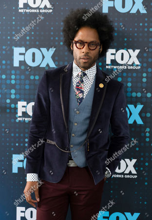 Jonathan Fernandez attends the FOX Network Group 2017 Upfront post-party at Wollman Rink in Central Park, in New York