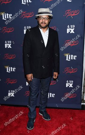 Actor Brandon J. Dirden attends FX's 2017 All-Star Upfront event at the SVA Theatre, in New York