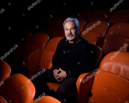 "Filmmaker Gore Verbinski poses for a portrait to promote his film, ""A Cure For Wellness"" in New York"