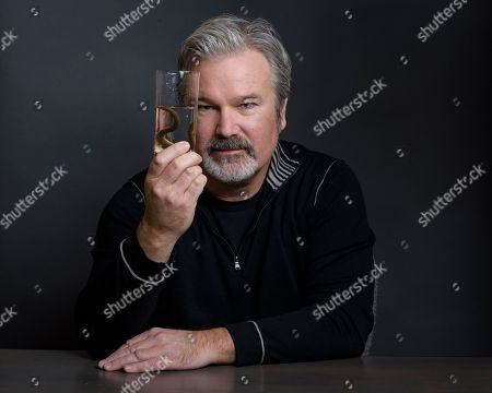 Editorial image of Gore Verbinski Portrait Session, New York, USA - 13 Feb 2017