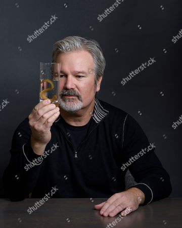 "Stock Picture of Filmmaker Gore Verbinski poses for a portrait to promote his film, ""A Cure For Wellness"" in New York"