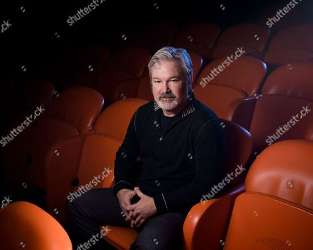 Editorial photo of Gore Verbinski Portrait Session, New York, USA - 13 Feb 2017